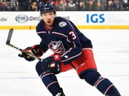 Will the Columbus Blue Jackets go into full rebuild mode and trade defenceman Seth Jones?