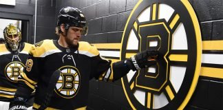 NHL trade rumors have the Boston Bruins looking to trade for a top-four left-side defenceman this off-season.