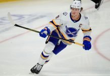 Will Jack Eichel be traded this off-season? The New York Rangers, LA Kings and Boston Bruins are all interested.