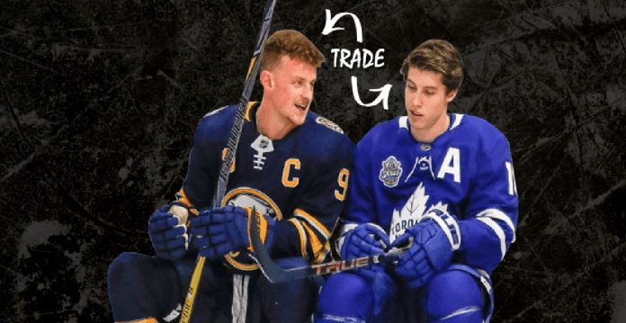 Will the Toronto Maple Leafs trade Mitch Marner for Jack Eichel? NHL trade rumors have the Leafs looking for grit instead of trading Marner.