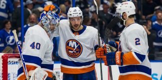 With the New York Islanders tight against the salary cap next season, they will likely not be able to make any big off-season moves.