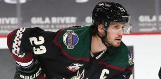 The Arizona Coyotes will be looking to trade Oliver Ekman-Larsson. Could he be reunited with Dave Tippett in Edmonton?
