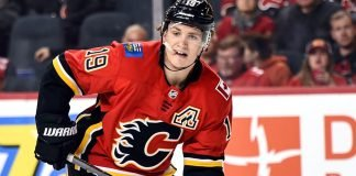 Does Matthew Tkachuk want out of Calgary and head back to his home town team of St. Louis? The New York Rangers also have interest in Tkachuk.