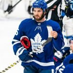 The Toronto Maple Leafs are looking to trade Alex Kerfoot to free up cap space to take a run at Philipp Grubauer