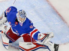 Alexandar Georgiev has requested a trade from the New York Rangers. There is no word on what teams are interested in the disgruntled goalie.