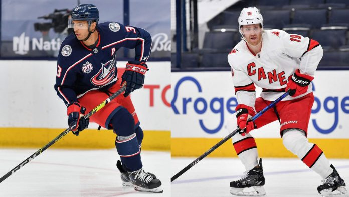 The Chicago Blackhawks are looking to add an elite defenceman to the lineup. They will likely target Seth Jones or Dougie Hamilton.