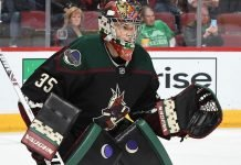 The Arizona Coyotes are looking to trade Darcy Kuemper. The Toronto Maple Leafs, Colorado Avalanche and Seattle Kraken all have interest.