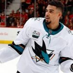 The San Jose Sharks are looking to trade Evander Kane. NHL Rumors have Kane not getting along with his teammates.