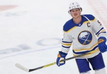 With the buyout of Zach Parise and Ryan Suter the Minnesota Wild are targeting Jack Eichel. The Ducks and Rangers also have interest in Eichel.
