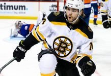 With the recent re-signing of Taylor Hall, the Boston Bruins are looking to trade Jake DeBrusk before the start of the NHL season.
