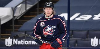 The Columbus Blue Jackets are listening to offers on Patrik Laine. The LA Kings, Flyers, Canadiens, Flames and Ducks could have interest.