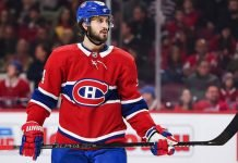 Phillip Danault will not re-sign with the Montreal Canadiens. NHL Rumors have him testing the free agent market for a long-term deal.