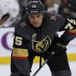 The Vegas Golden Knights are looking to trade Ryan Reaves and the New York Rangers are the team with the most interest.