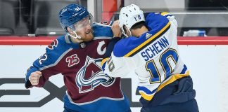 The St. Louis Blues will be looking to sign Gabriel Landeskog this off-season. The LA Kings also have interest.
