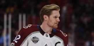 If Gabriel Landeskog becomes a free agent, teams he will be interested in signing with are the Panthers, Lightning, Knights, Leafs, Islanders and Blues.