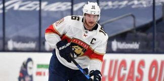 Will the Florida Panthers trade Aleksander Barkov if both sides cannot come to a contract agreement before the start of the 2021-22 season.