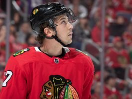 The Chicago Blackhawks could look at trading Dylan Strome if Jonathan Toews returns to the lineup. The Sens have interest in a Strome trade.