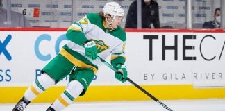 If the Minnesota Wild and Kirill Kaprizov cannot agree to a contract, he will either leave for the KHL or be traded.