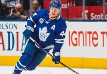 What will the Toronto Maple Leafs do with Morgan Rielly. Do they have the cap space to re-sign him or do the Leafs trade him?