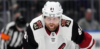 The Arizona Coyotes are looking to trade Phil Kessel. The Oilers, Kraken and Red Wings have interest if the Yotes retain 50% of his cap hit.