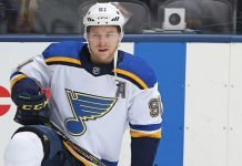Possible destinations for a Vladimir Tarasenko trade are the New York Islanders, New Jersey Devils and Carolina Hurricanes.