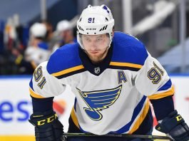 Will the Carolina Hurricanes or New York Islanders take a chance on Vladimir Tarasenko as they have the cap space to make a trade.