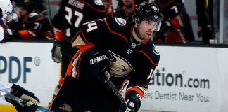 The Anaheim Ducks are looking to trade Adam Henrique. Rumors have the Seattle Kraken and Dallas Stars with the most interest.