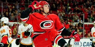 The Carolina Hurricanes have agreed to terms with forwardAndrei Svechnikovon an eight-year contract.
