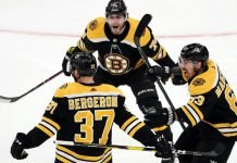 The Boston Bruins are likely done moves for this offseason but will likely tweak the team at the midseason point.