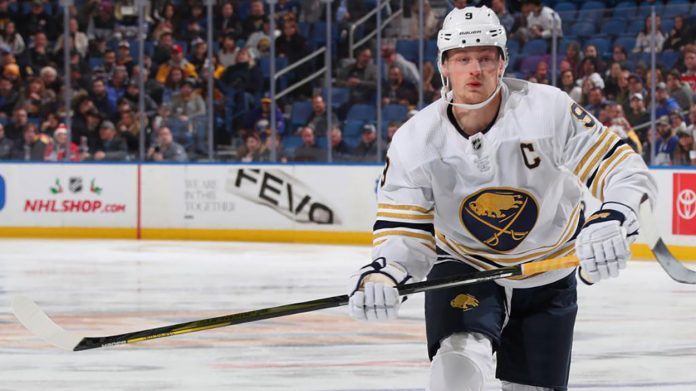 The Minnesota Wild are looking to make a trade for Jack Eichel. The Canadiens, Ducks and Rangers also have interest.