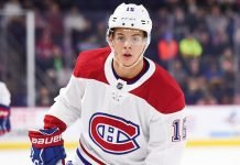 Five potential players the Habs could target as a replacement for Kotkaniemi are Christian Dvorak, Elias Pettersson, Sean Monahan, Jack Eichel and Eric Staal.
