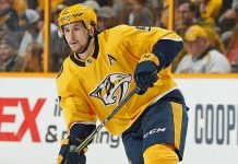 The Nashville Predators are looking to get younger and rebuild the team. Filip Forsberg is one player that will likely be traded.