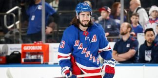 What will the New York Rangers do with Mika Zibanejad? Will he be re-signed or traded if the Rangers trade for Jack Eichel?