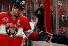 Aleksander Barkov is slated to become an UFA after this season. Reports are he could be seeking around $11 million/year AVV
