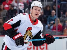 Will Ottawa Senators forward Brady Tkachuk receive an offer sheet? Sens also looking to trade for another forward.