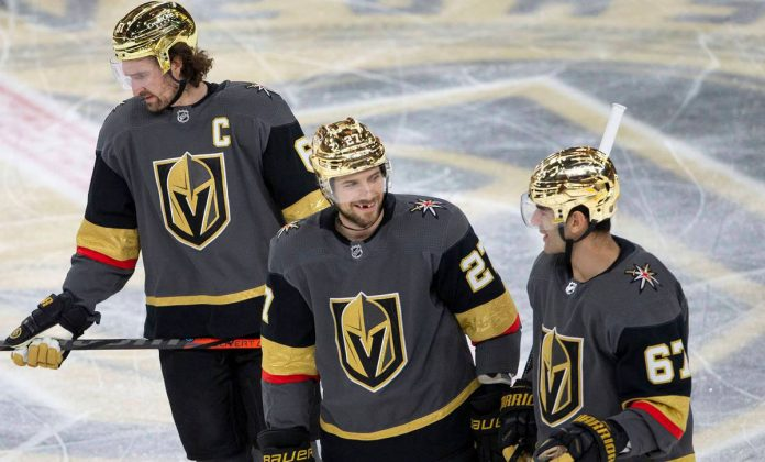 The Vegas Golden Knights are looking to add a #1 center but will likely have to wait for a trade during the season or at the NHL trade deadline.