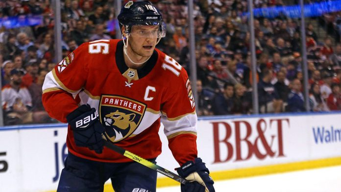 Aleksander Barkov signs eight-year contract extension worth $80 million. He will receive $72 million in signing bonus money.