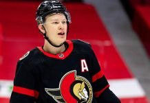 Will Brady Tkachuk sign a contract with the Ottawa Senators before the season starts or could he sit out the season?