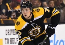 The Bruins and Charlie McAvoy have agreed to an eight-year, $76 million contract extension that carries an AVV of $9.5 million.