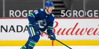 The Vancouver Canucks are looking to trade Olli Juolevi. The 2016 first-rounder has struggled as a pro and a change of scenery might do him well.