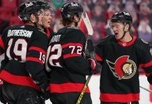 The Ottawa Senators are looking to add a top nine forward. They Sens are willing to trade draft picks or prospects to make a deal happen.