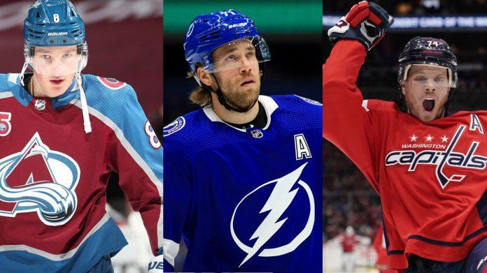 Top NHL Defenceman Scoring 2021-22 Season Predictions