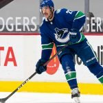 Vancouver Canucks defenceman Travis Hamonic on temporary leave of absence. It is rumored he is unvaccinated.