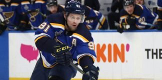 If Vladimir Tarasenko gets off to a hot start this season, a trade could happen very soon. The Anaheim Ducks are a team with serious interest.