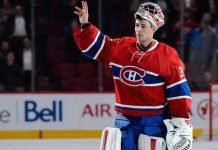 Montreal Canadiens goaltenderCarey Pricewill be away from the team while voluntarily taking part in the NHL/NHLPA player assistance program.