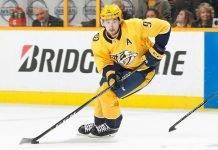 Will the Nashville Predators re-sign Filip Forsberg or trade him? NHL trade rumors have the Preds trading Forsberg for draft picks and prospects.